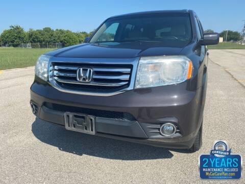 2012 Honda Pilot for sale at Destin Motors in Plano TX