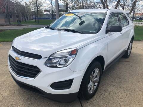 2017 Chevrolet Equinox for sale at Cars To Go in Lafayette IN