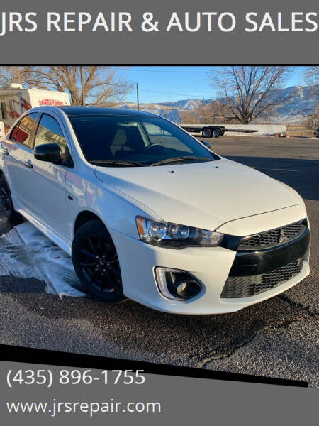 2017 Mitsubishi Lancer for sale at JRS REPAIR & AUTO SALES in Richfield UT