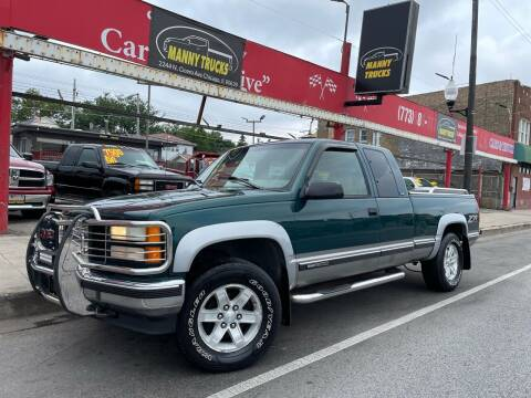 1997 GMC Sierra 1500 for sale at Manny Trucks in Chicago IL