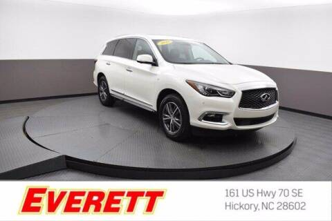 2018 Infiniti QX60 for sale at Everett Chevrolet Buick GMC in Hickory NC
