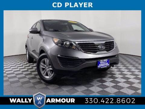 2011 Kia Sportage for sale at Wally Armour Chrysler Dodge Jeep Ram in Alliance OH