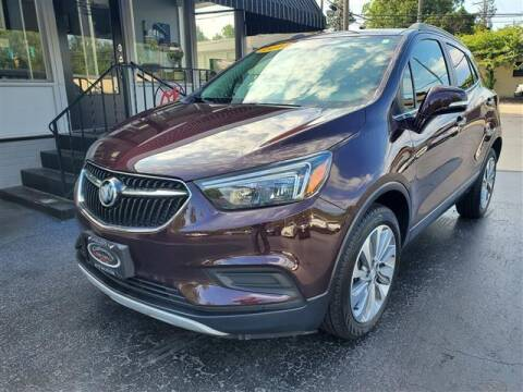 2018 Buick Encore for sale at GAHANNA AUTO SALES in Gahanna OH