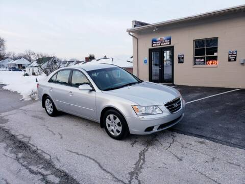2009 Hyundai Sonata for sale at Hackler & Son Used Cars in Red Lion PA