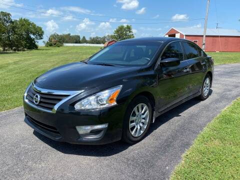 2014 Nissan Altima for sale at Champion Motorcars in Springdale AR