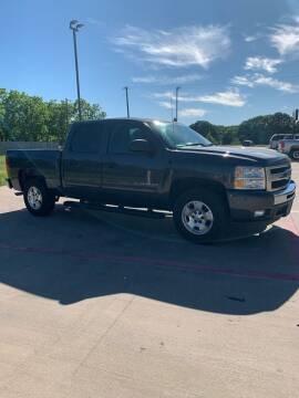 2011 Chevrolet Silverado 1500 for sale at BARROW MOTORS in Caddo Mills TX