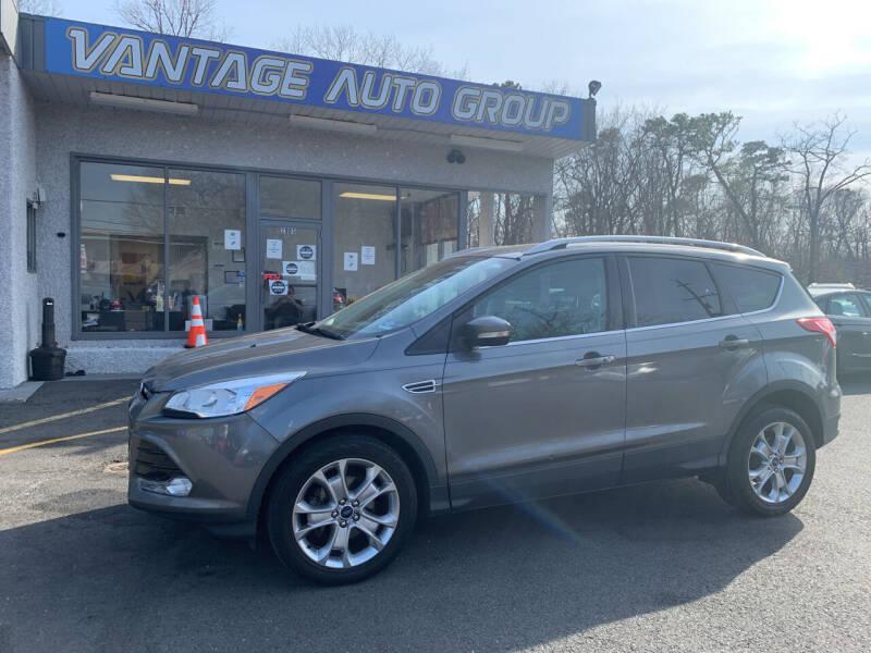 2014 Ford Escape for sale at Vantage Auto Group in Brick NJ