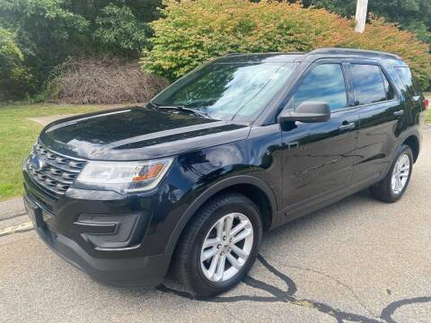 2017 Ford Explorer for sale at Padula Auto Sales in Braintree MA