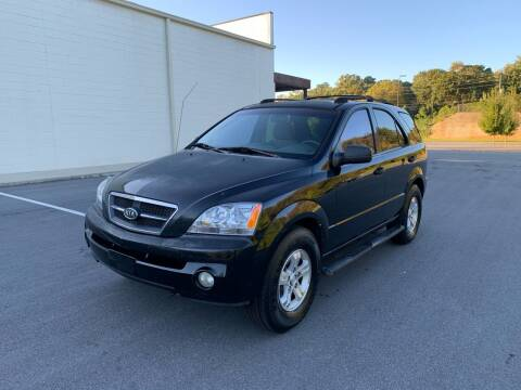 2006 Kia Sorento for sale at Allrich Auto in Atlanta GA