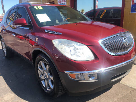 2010 Buick Enclave for sale at Sunday Car Company LLC in Phoenix AZ
