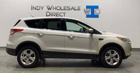 2016 Ford Escape for sale at Indy Wholesale Direct in Carmel IN