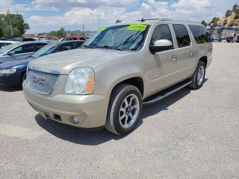 2009 GMC Yukon XL for sale at Canyon View Auto Sales in Cedar City UT