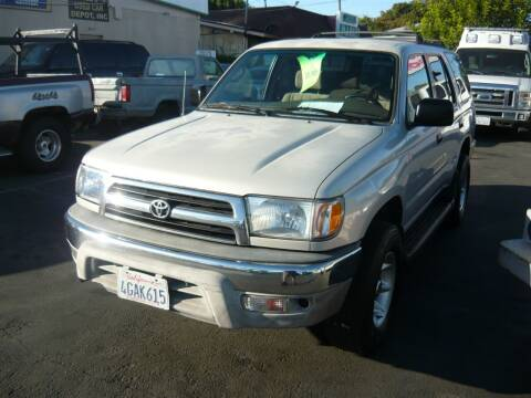 1999 Toyota 4Runner for sale at Bill's Used Car Depot Inc in La Mesa CA