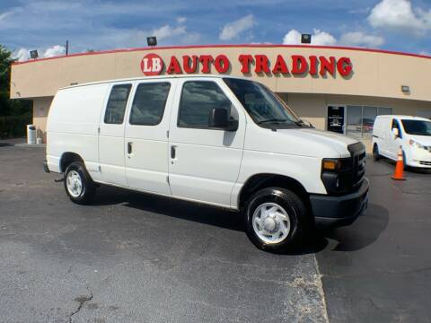 2008 Ford E-Series Cargo for sale at LB Auto Trading in Orlando FL