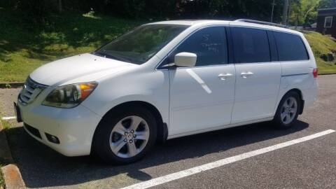 2010 Honda Odyssey for sale at Thompson Auto Sales Inc in Knoxville TN