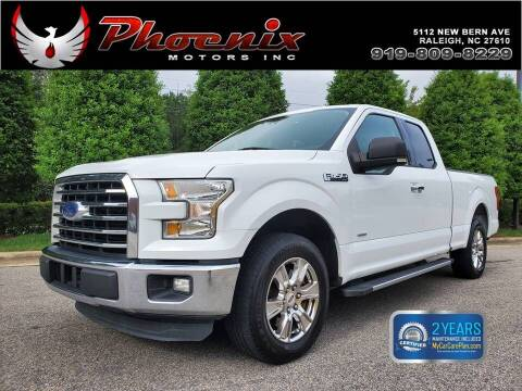 2015 Ford F-150 for sale at Phoenix Motors Inc in Raleigh NC