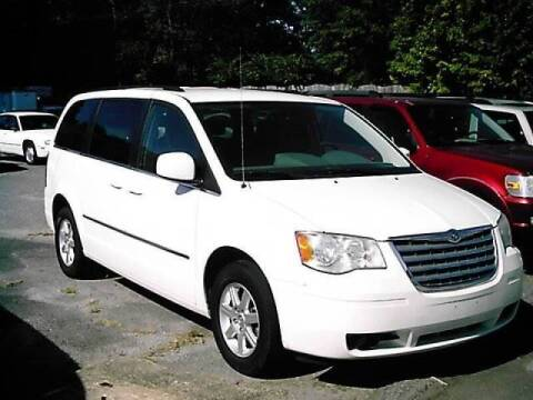 2010 Chrysler Town and Country for sale at S & R Motor Co in Kernersville NC