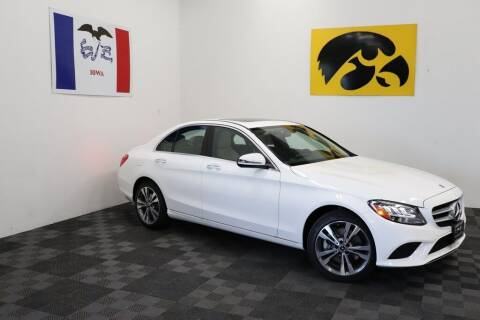 2021 Mercedes-Benz C-Class for sale at Carousel Auto Group in Iowa City IA