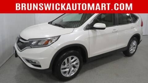 2015 Honda CR-V for sale at Brunswick Auto Mart in Brunswick OH