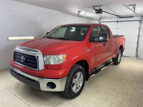 2007 Toyota Tundra for sale at 4 Friends Auto Sales LLC in Indianapolis IN