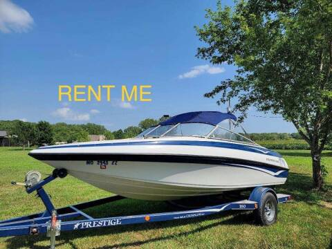 2002 Crownline Crownline for sale at Government Fleet Sales - Rent Me in Kansas City MO