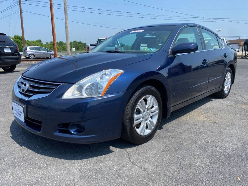 2010 Nissan Altima for sale at Clear Choice Auto Sales in Mechanicsburg PA
