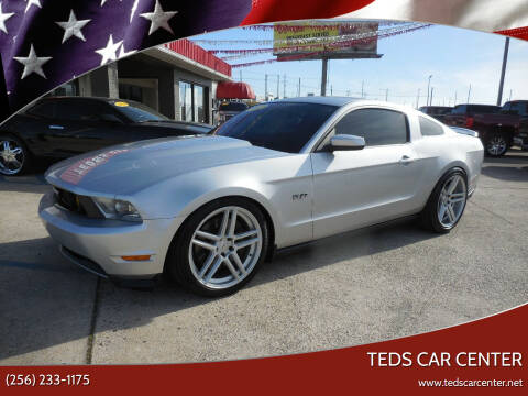 2012 Ford Mustang for sale at TEDS CAR CENTER in Athens AL