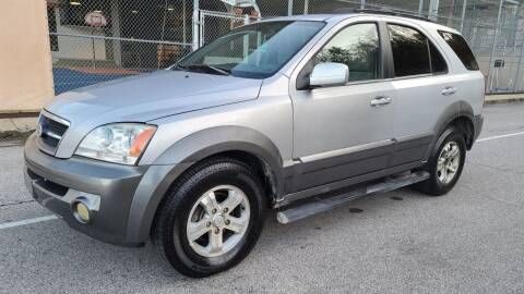 2006 Kia Sorento for sale at Green Life Auto, Inc. in Nashville TN