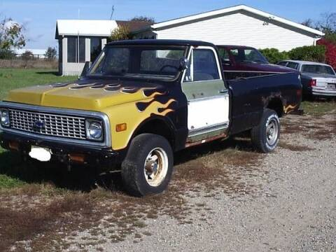 1972 Chevrolet C/K 2500 Series for sale at Haggle Me Classics in Hobart IN