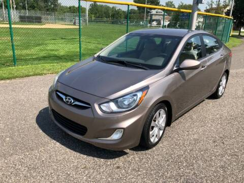 2013 Hyundai Accent for sale at Cars With Deals in Lyndhurst NJ