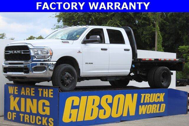 2019 RAM Ram Chassis 3500 for sale at Gibson Truck World in Sanford FL