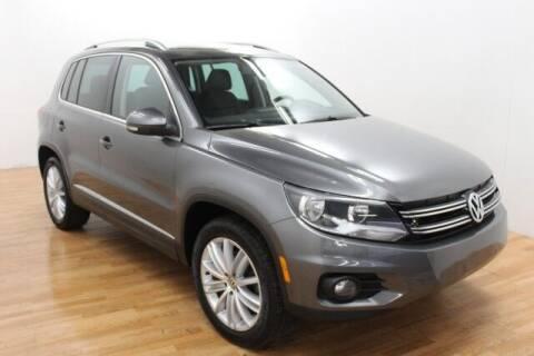 2012 Volkswagen Tiguan for sale at Paris Motors Inc in Grand Rapids MI
