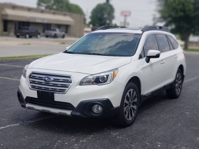 2016 Subaru Outback for sale at Vision Motorsports in Tulsa OK