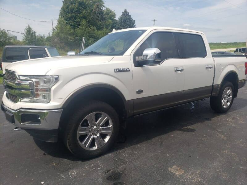 2018 Ford F-150 for sale at Tumbleson Automotive in Kewanee IL