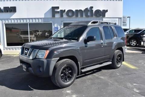 2007 Nissan Xterra for sale at Frontier Motors Automotive, Inc. in Winner SD