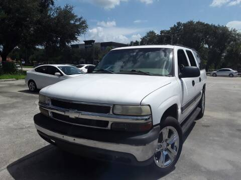 2004 Chevrolet Suburban for sale at FAMILY AUTO BROKERS in Longwood FL