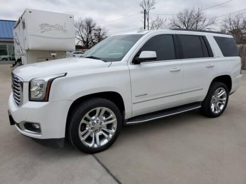 2017 GMC Yukon for sale at Kell Auto Sales, Inc - Grace Street in Wichita Falls TX
