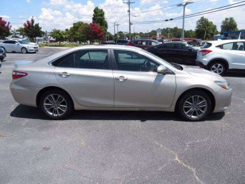 2016 Toyota Camry for sale at DICK BROOKS PRE-OWNED in Lyman SC