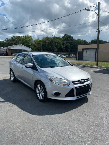 2013 Ford Focus for sale at EMH Imports LLC in Monroe NC