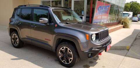 2016 Jeep Renegade for sale at Swift Auto Center of North Platte in North Platte NE