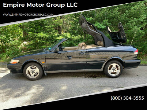 1999 Saab 9-3 for sale at Empire Motor Group LLC in Plaistow NH