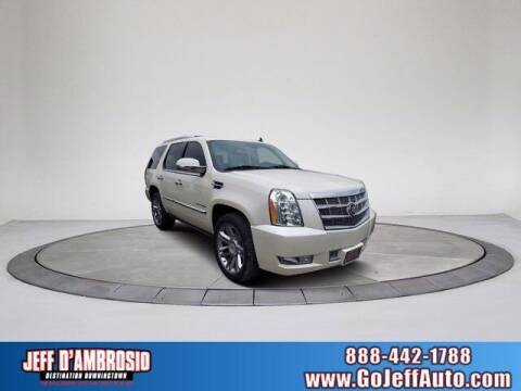2013 Cadillac Escalade for sale at Jeff D'Ambrosio Auto Group in Downingtown PA