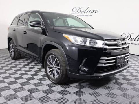 2018 Toyota Highlander for sale at DeluxeNJ.com in Linden NJ