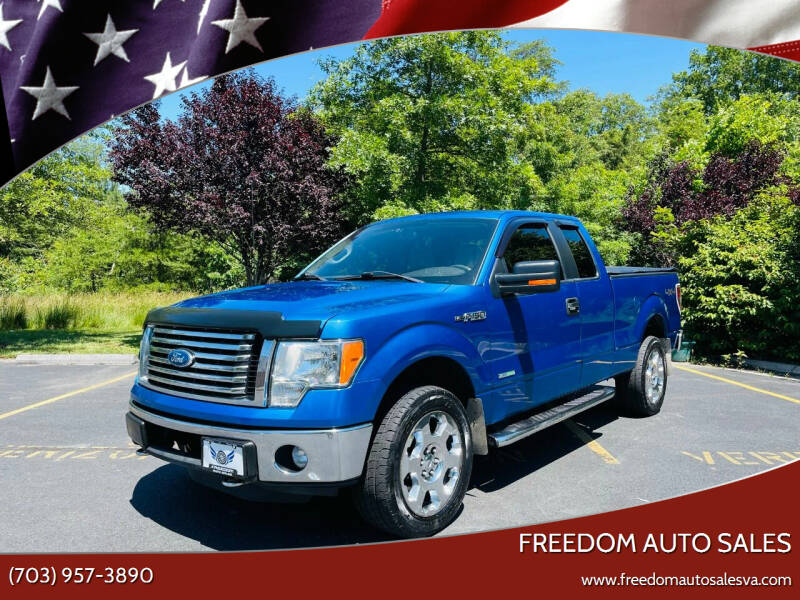 2011 Ford F-150 for sale at Freedom Auto Sales in Chantilly VA