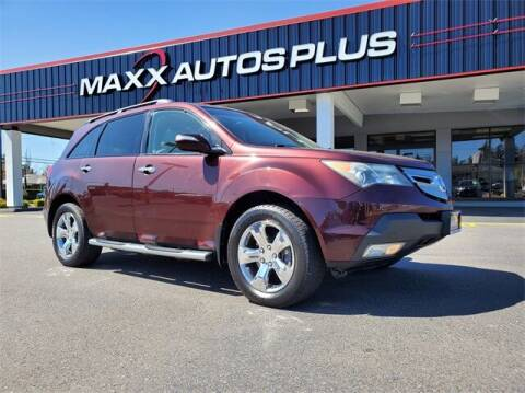 2007 Acura MDX for sale at Maxx Autos Plus in Puyallup WA