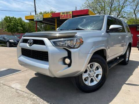 2015 Toyota 4Runner for sale at Cash Car Outlet in Mckinney TX