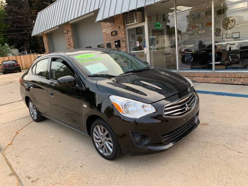 2019 Mitsubishi Mirage G4 for sale at LOT 51 AUTO SALES in Madison WI