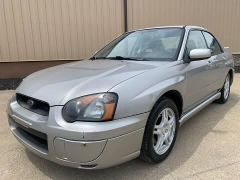 2005 Subaru Impreza for sale at Prime Auto Sales in Uniontown OH