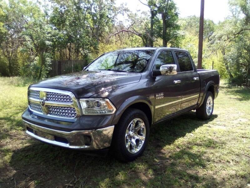 2015 RAM Ram Pickup 1500 for sale at 57 Auto Sales in San Antonio TX