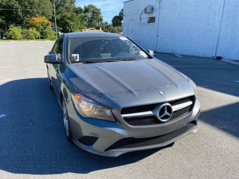 2016 Mercedes-Benz CLA for sale at LUXURY AUTO MALL in Tampa FL